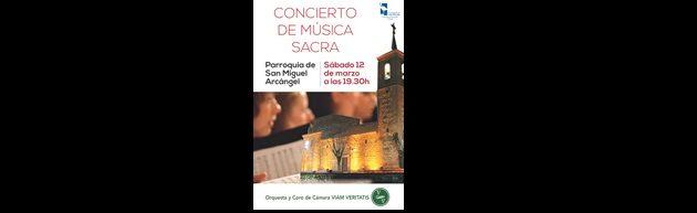 Concierto de Música Sacra 2016. Las Rozas de Madrid