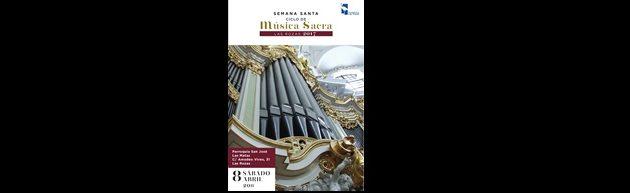 Concierto de Música Sacra 2017. Las Rozas de Madrid