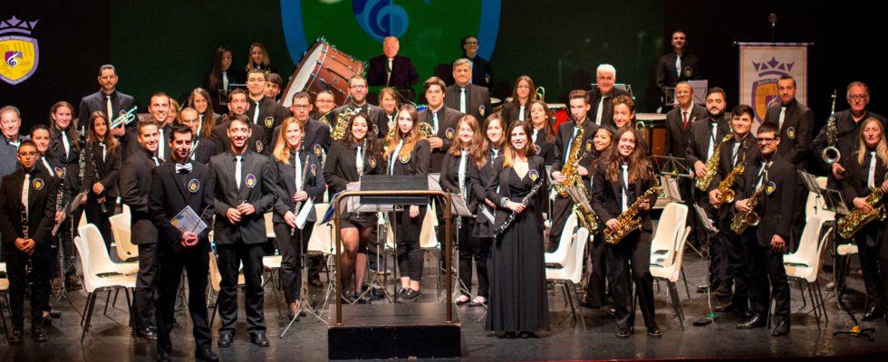 Concierto de Sta. Cecilia en Torrejón de Ardoz