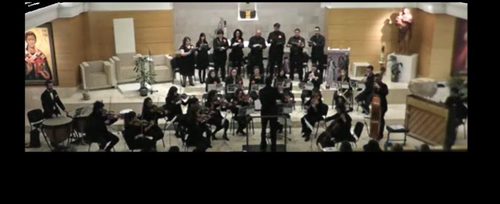 "Missa brevis in C major ""Spatzenmesse"" – W. A. Mozart (KV 220)"