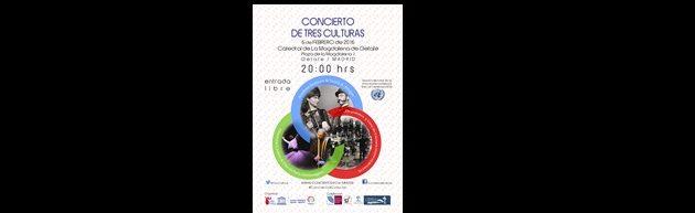 Concierto de las Tres Culturas 2016