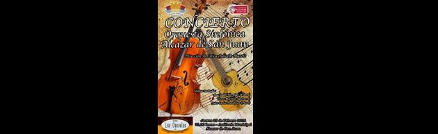 Concierto de Temporada de Invierno Alcázar de San Juan 2016