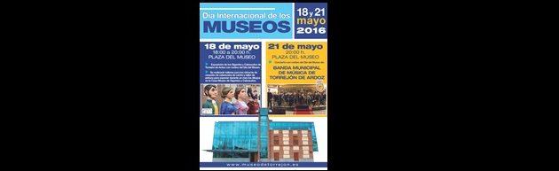Concierto Día Internacional de los Museos