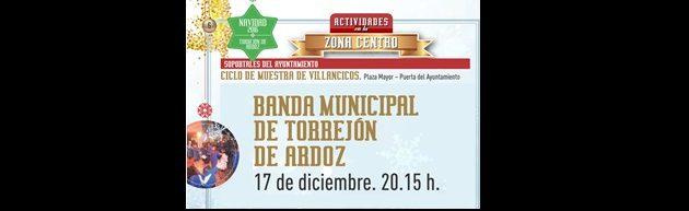 Concierto Navidades Mágicas de la Banda Municipal de Música de Torrejón de Ardoz 2016