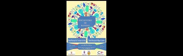 Concierto Encuentro de Bandas en Miguel Esteban (Ciudad Real)