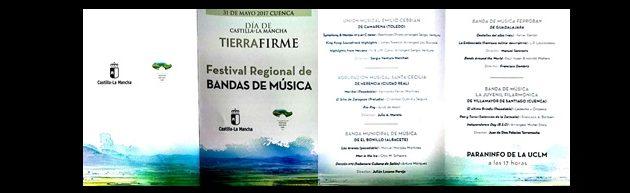 Concierto Día de la Región Castellano-Manchega en Cuenca