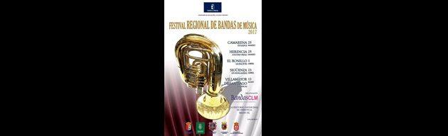 Festival Regional de Bandas de Música en Herencia 2017