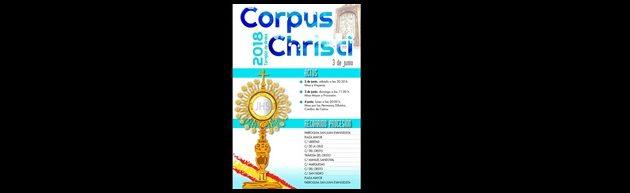 Procesión Corpus Christi. Banda Municipal de Música de Torrejón de Ardoz 2018
