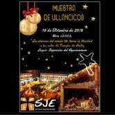 Concierto de Villancicos a cargo de la Escolanía del Colegio SJE