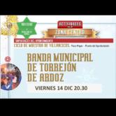 Concierto de Villancicos Banda Municipal Torrejón de Ardoz.