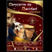 """Concierto de Navidad """"Teatros Musicales"""" Agrupación Musical Sta. Cecilia."""