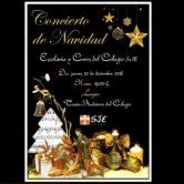 Concierto de Navidad Escolanía y Coros del Colegio SJE.